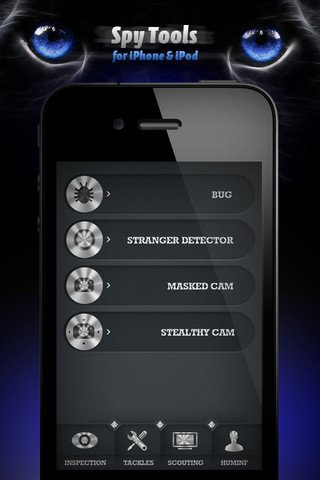 free mobile spy app for iphone iphone 多功能特務工具 偷錄音 攝影 變音 new mobilelife 流動日報 6308