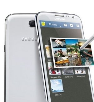 galaxynote2 300 Galaxy Note 3 最早 6 月推出?