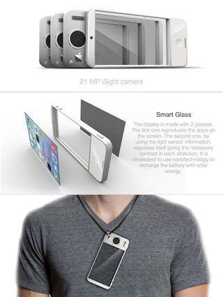 ...键机底有实体home 键采用4 英寸透明玻璃retina 显示屏用户...