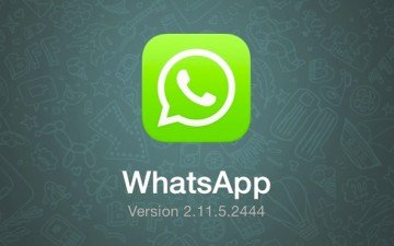 全新介面!WhatsApp for iOS 7 可更新了!