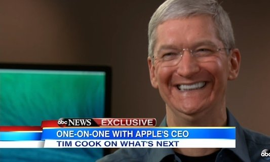 Tim Cook ABC