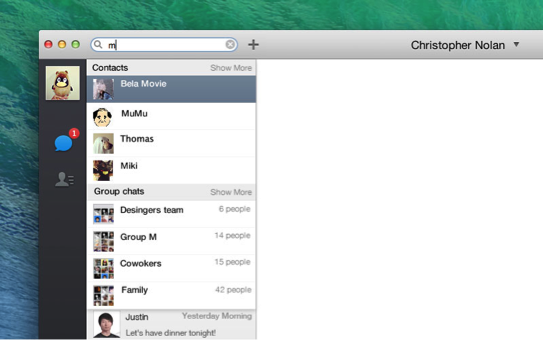 WeChat-For-Mac