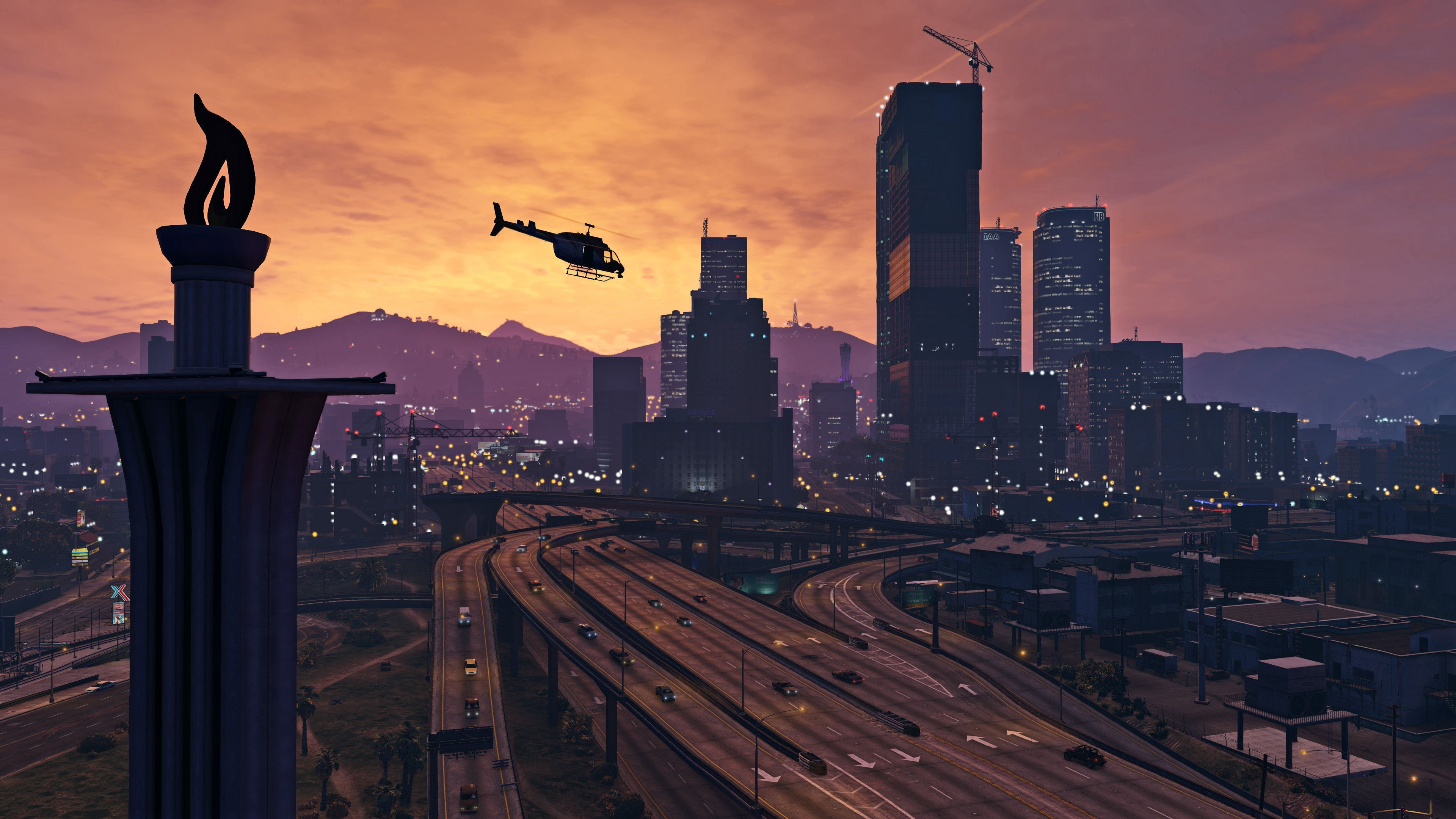 Screens from Grand Theft Auto V for PC-10