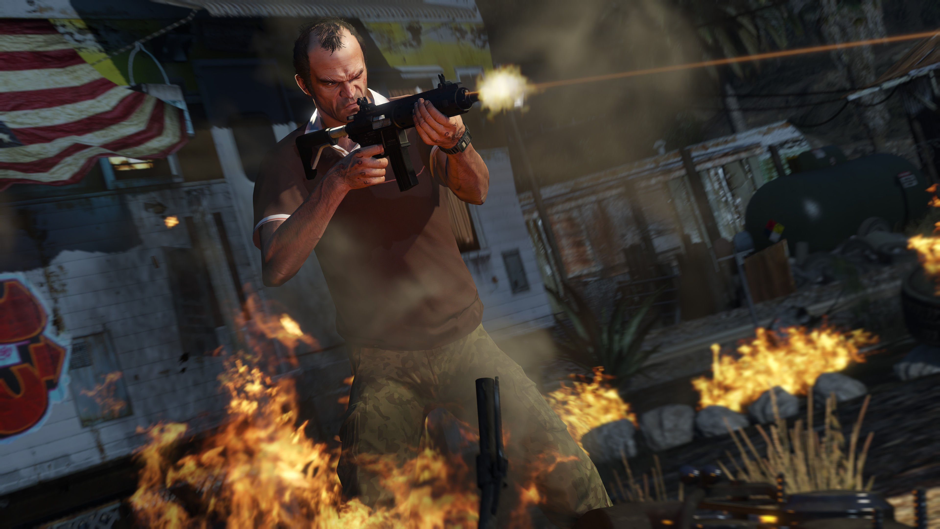 Screens from Grand Theft Auto V for PC-11