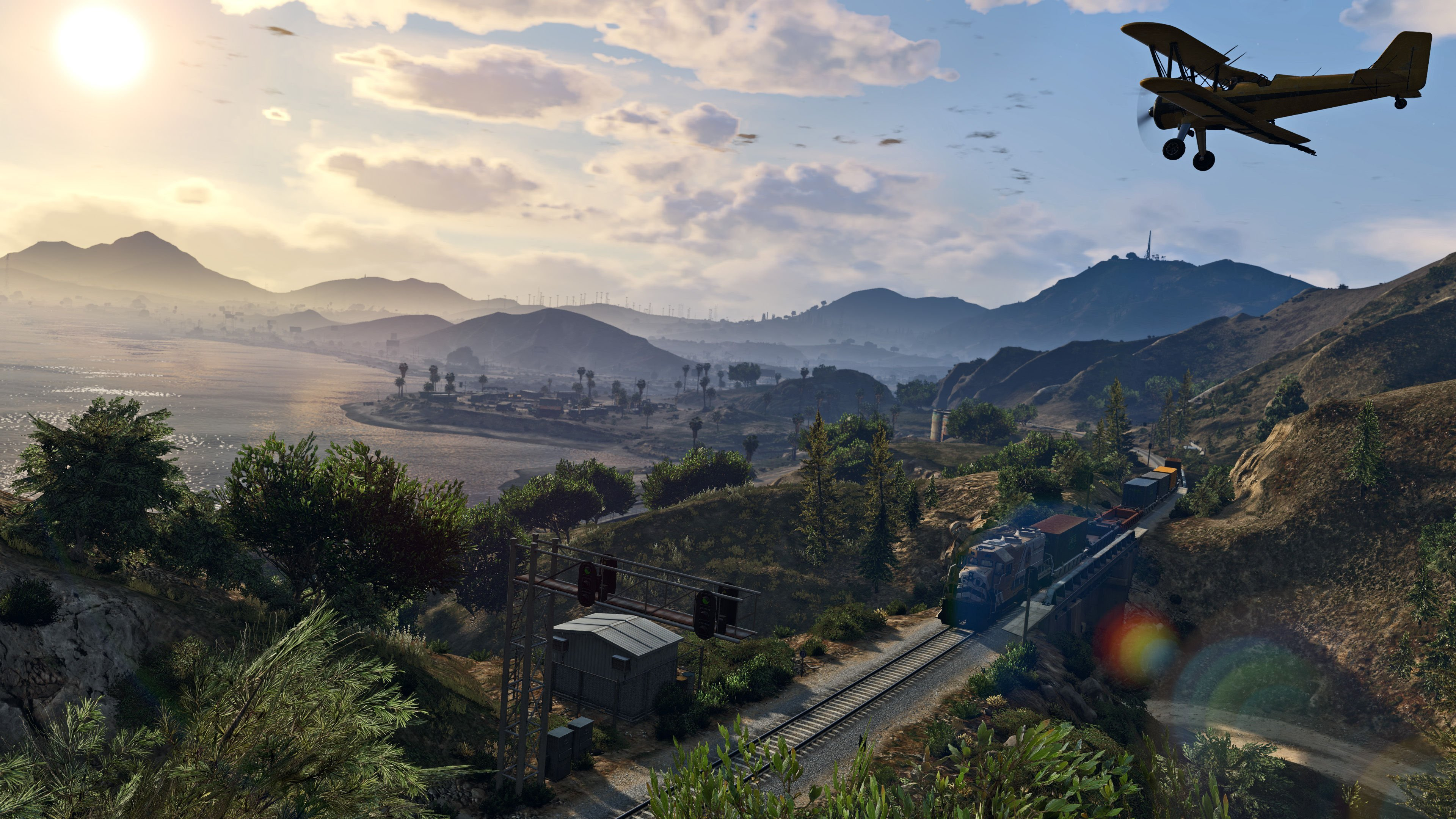 Screens from Grand Theft Auto V for PC-12