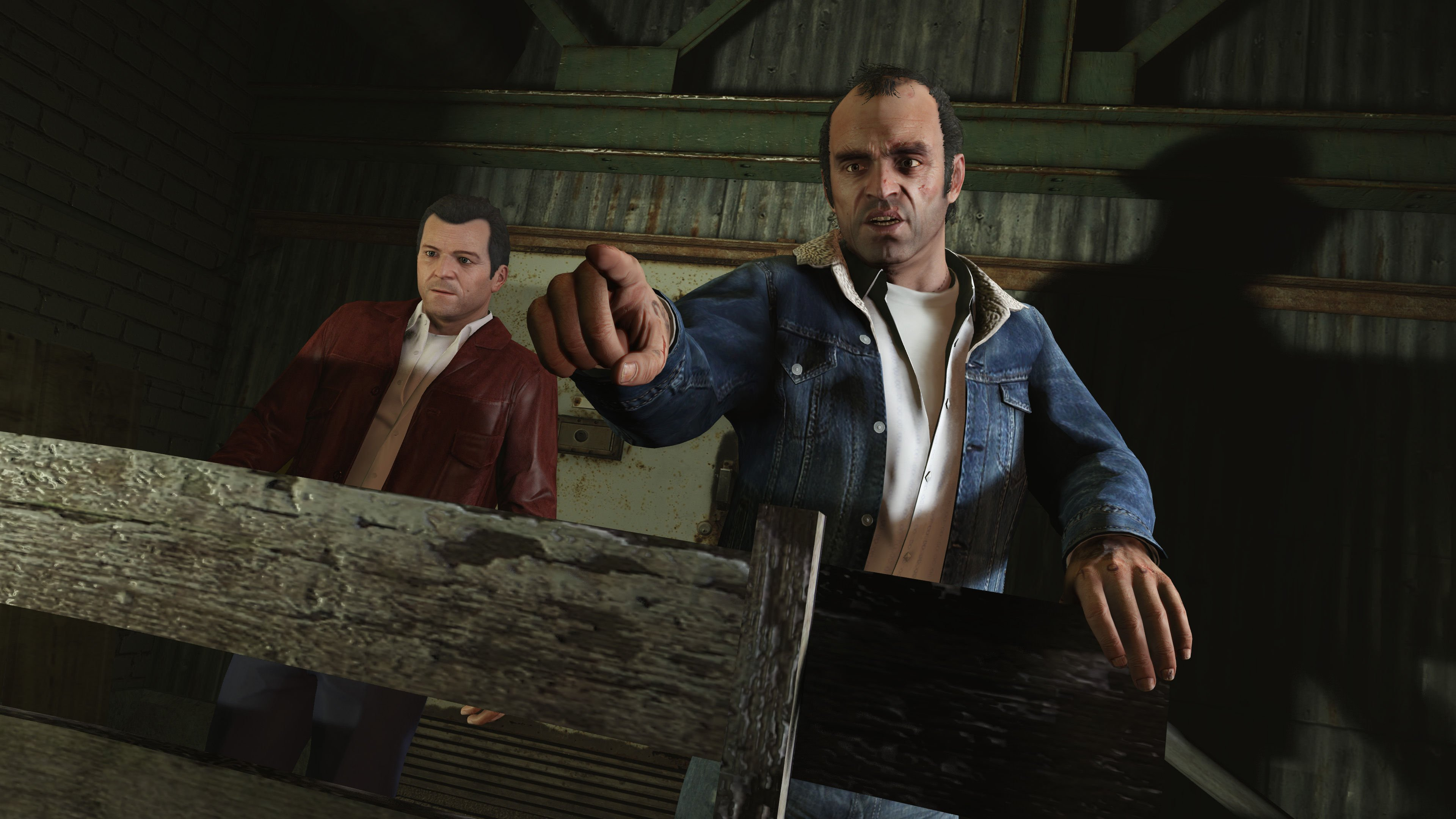 Screens from Grand Theft Auto V for PC-14