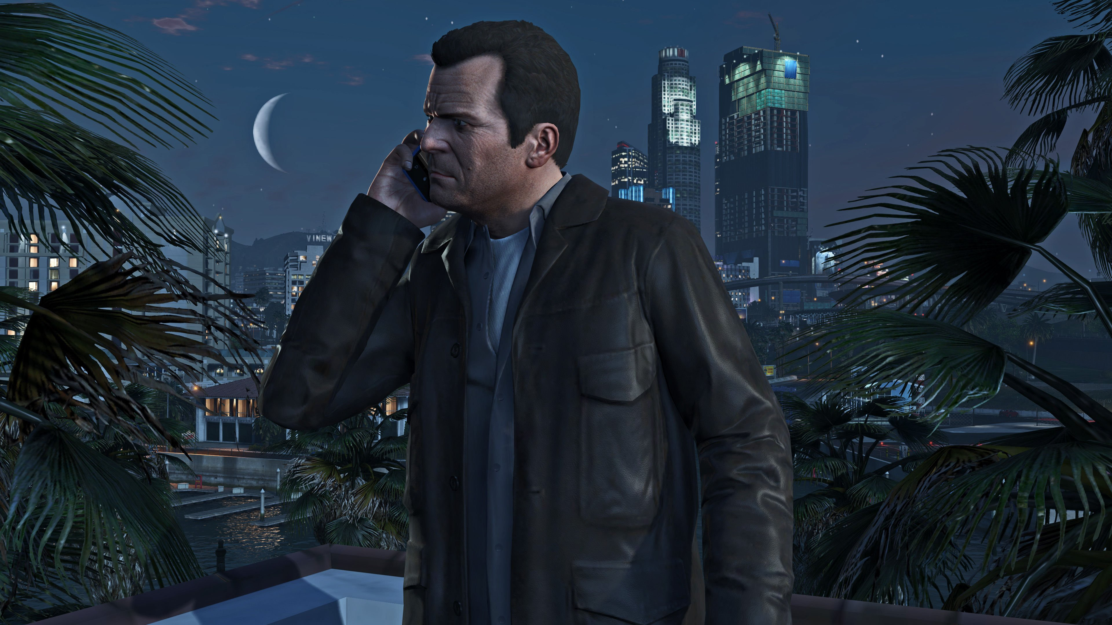 Screens from Grand Theft Auto V for PC-3