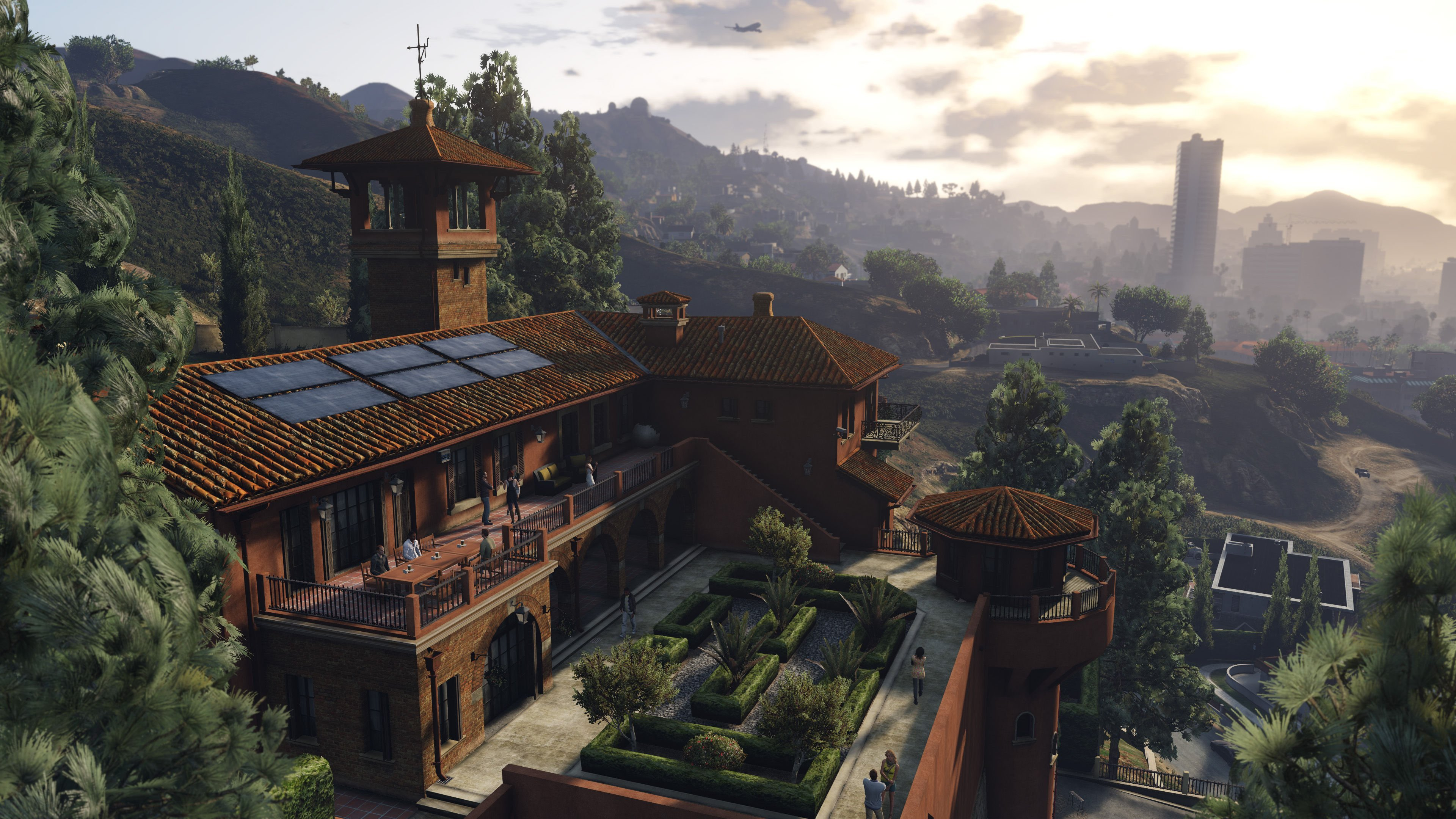 Screens from Grand Theft Auto V for PC-4