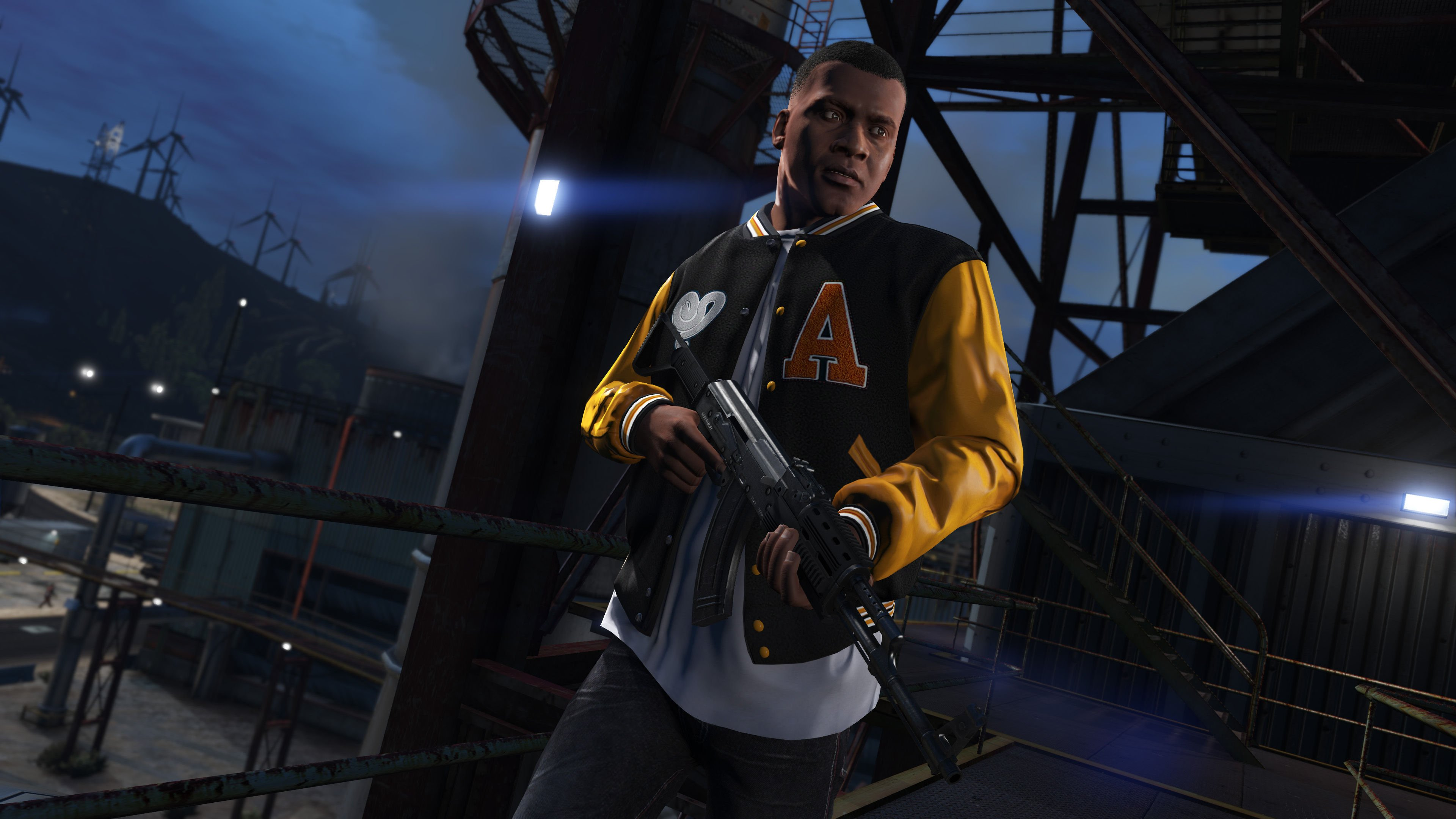 Screens from Grand Theft Auto V for PC-9