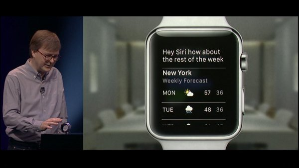 how to activate siri on apple watch