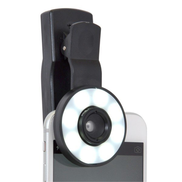 selfie round light - 3