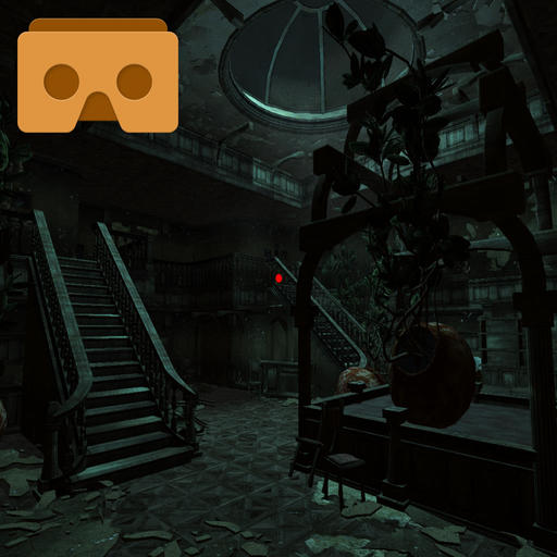 Vr vr haunted house 3d new for Vr house