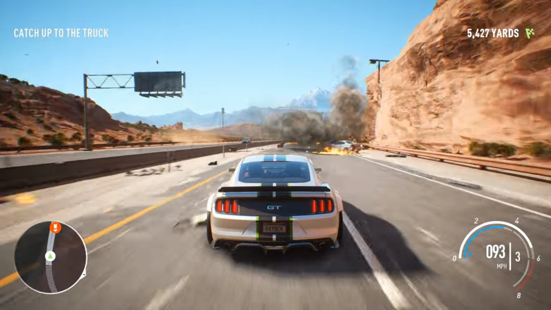 need for speed payback new mobilelife. Black Bedroom Furniture Sets. Home Design Ideas